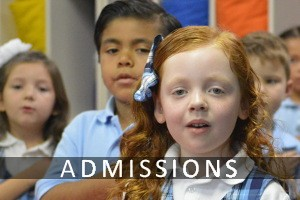 Admissions Catholic School