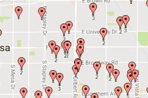 Batch Geo Map