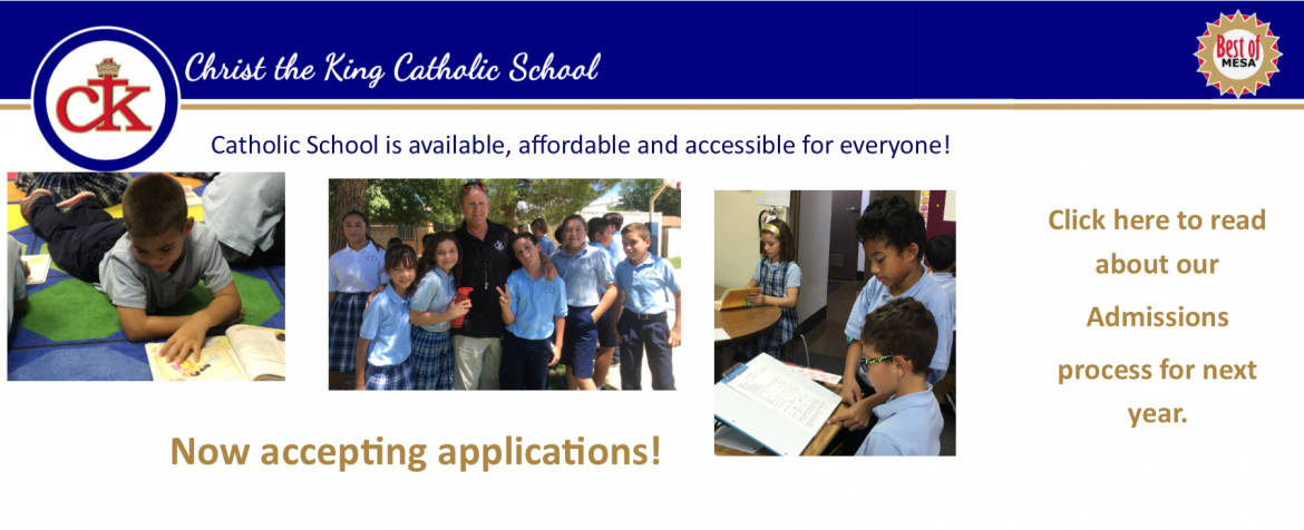 Apply Catholic School