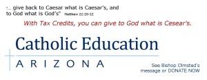 Give to Catholic Education Arizona